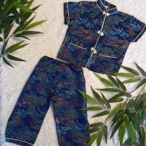 Authentic Vintage Tang Suit